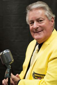 Host Tim Grady