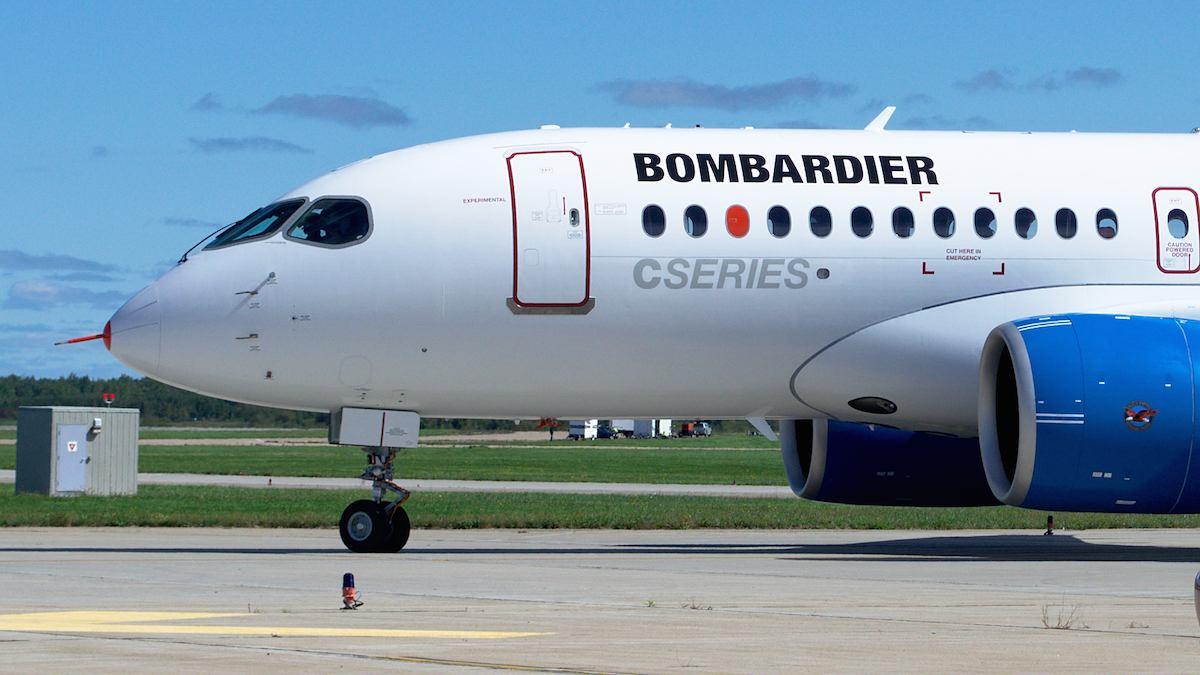 mfg Bombardier
