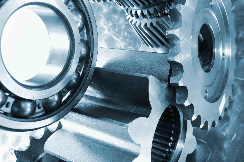 Manufacturing Titanium Gears