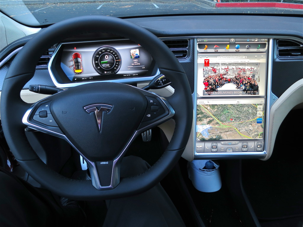 Tesla Plans To Open Car Doors To All Hackers This Summer ...