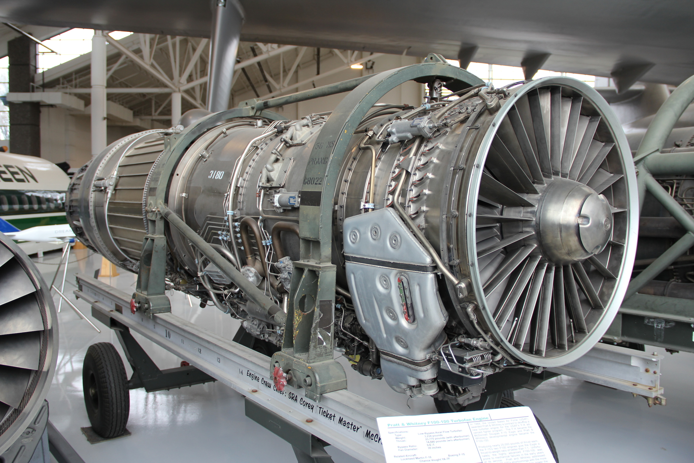 Gkn Aerospace Wins Contract For Pratt Amp Whitney F 100