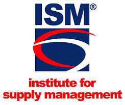 ISM report institute for supply mangement