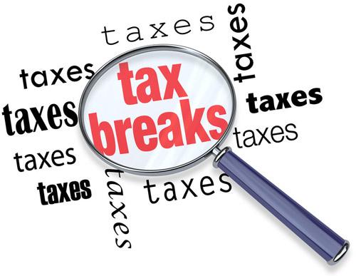Manufacturing Tax Break