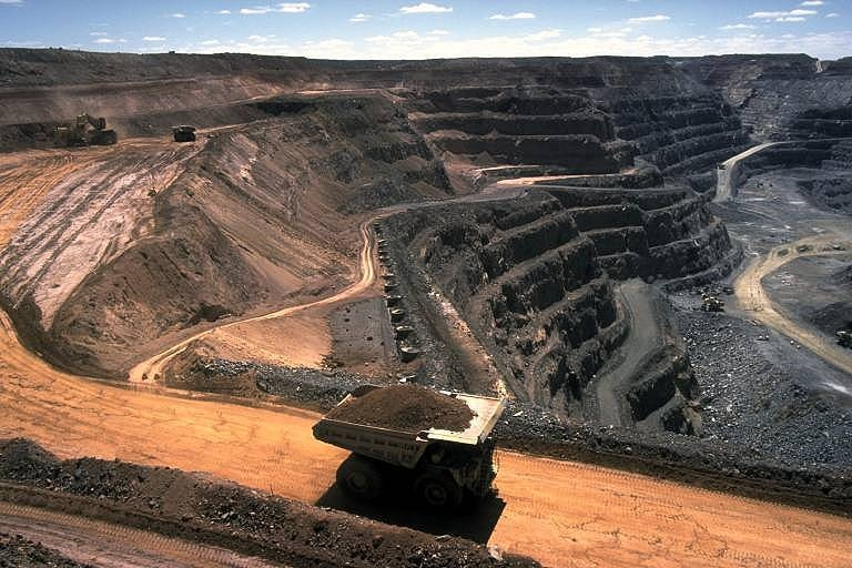 coal industry mining