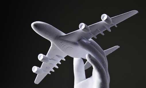 3d printing aircraft