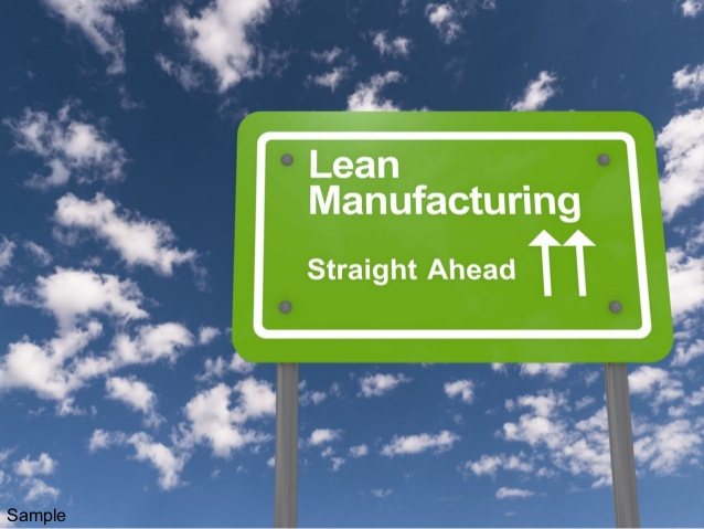 lean manufacturing processes