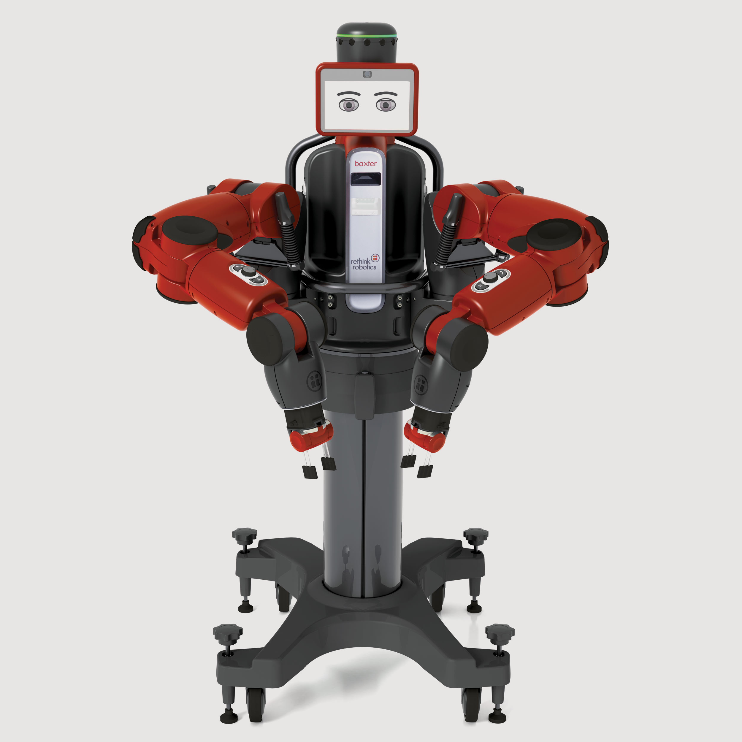 baxter robot industrial manufacturing