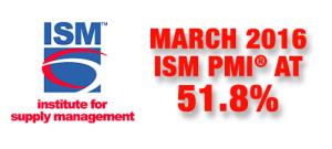 ISM PMI Report