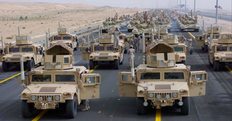 driverless technology on the battlefield   manufacturing