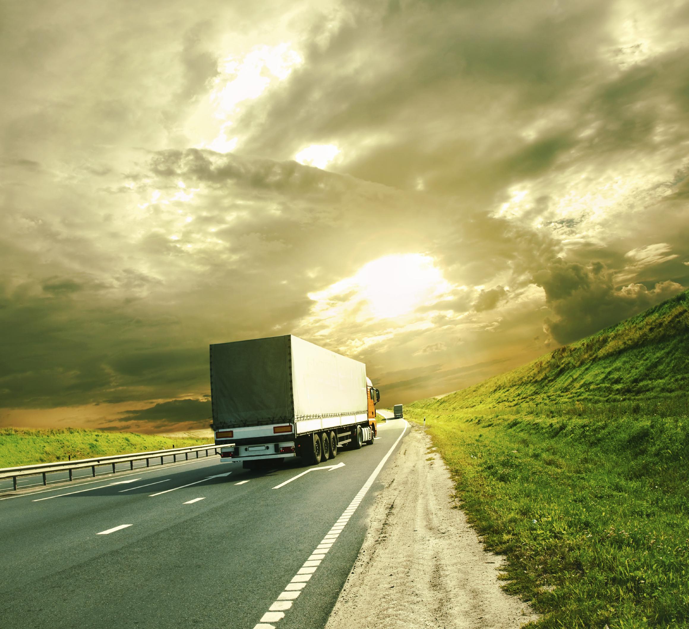 self driving truck google