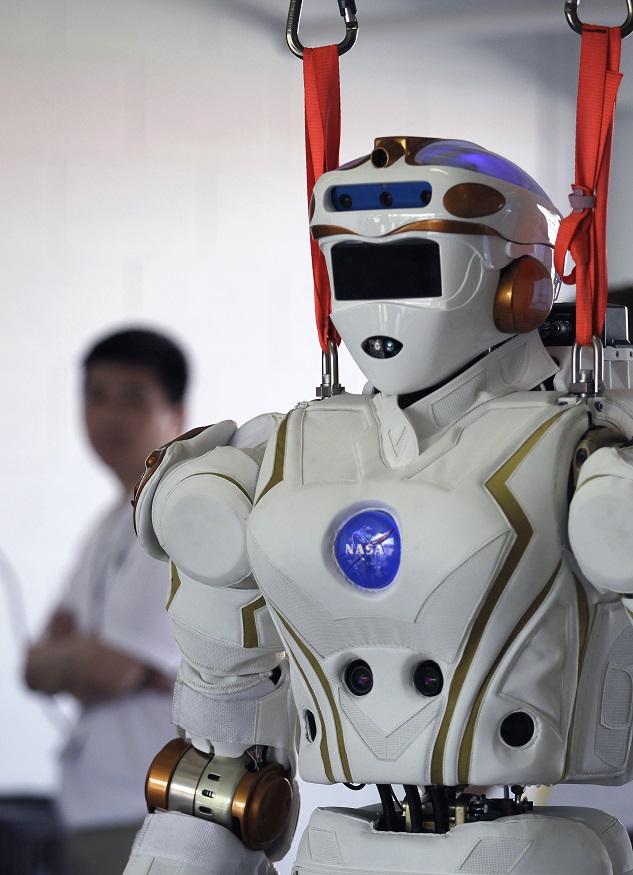 nasa robots on mars - photo #33