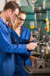 gender inequality in manufacturing