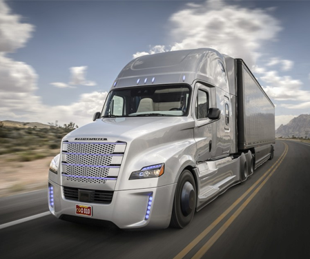 Improving the Manufacturers Supply Chain: Autonomous Semi-Trucks - Manufacturing Talk Radio Podcast