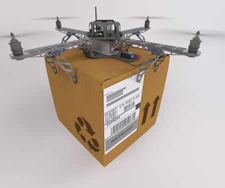 Warehouse Drone