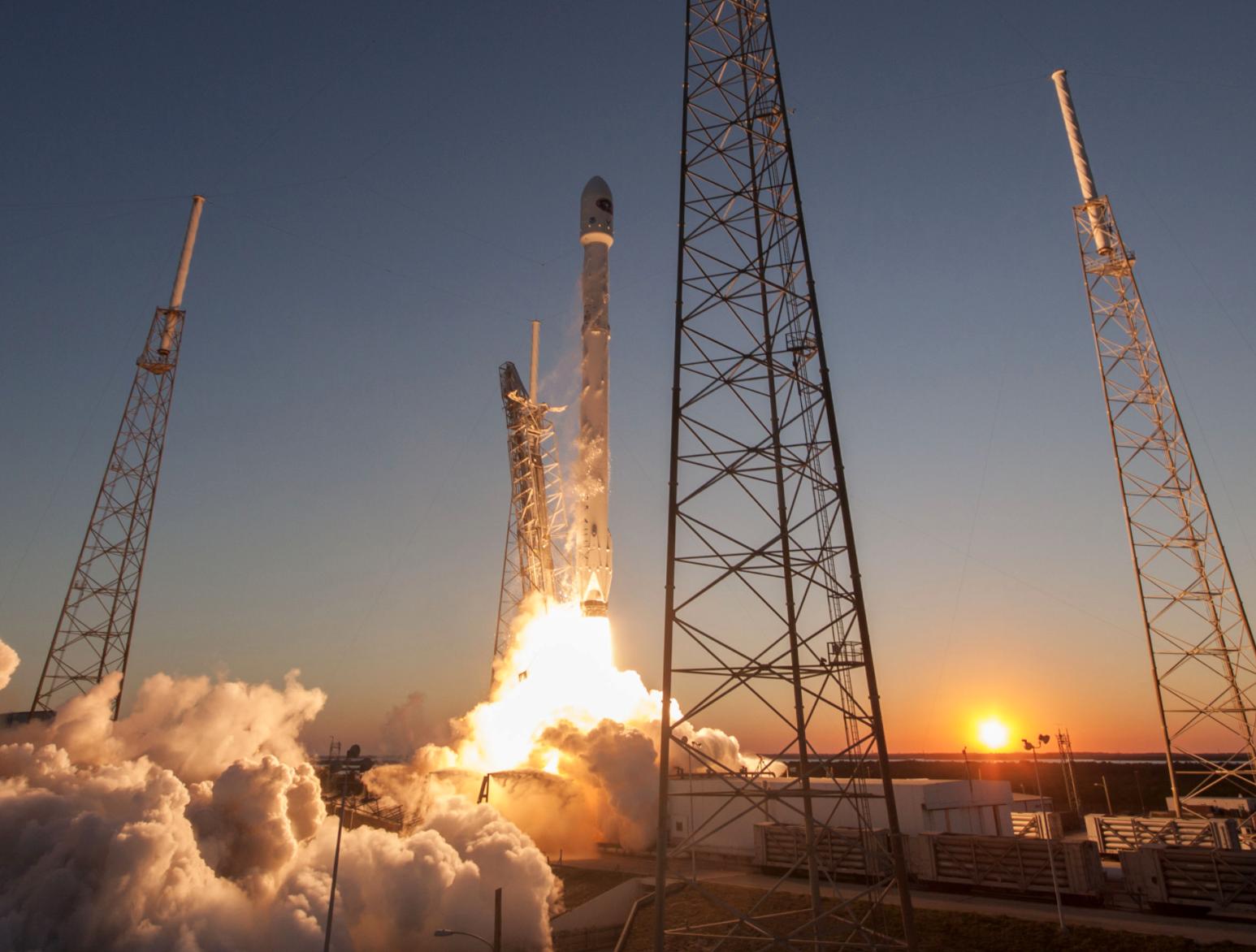 Falcon 9 Launch