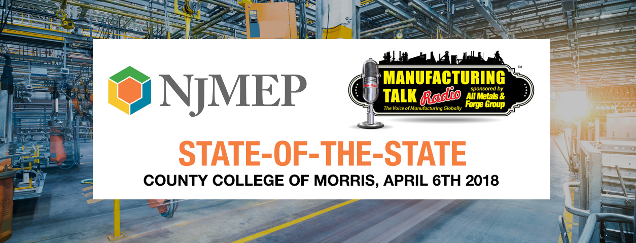 NJMEP STATE OF THE STATE