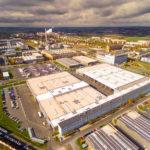 Factory boom