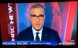 Wildes MSNBC
