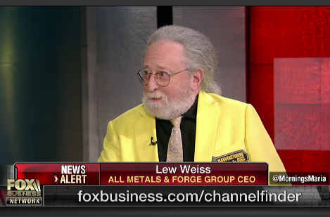 Lew Weiss on Fox News