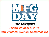 MFG Day at The Marigold