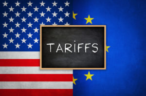Tariffs on hold for now