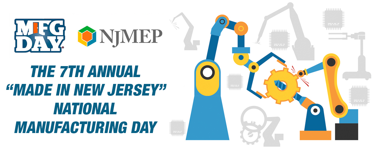 NJMEP Manufacturing Day 2018