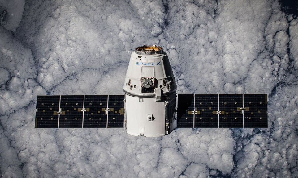 SpaceX in orbit