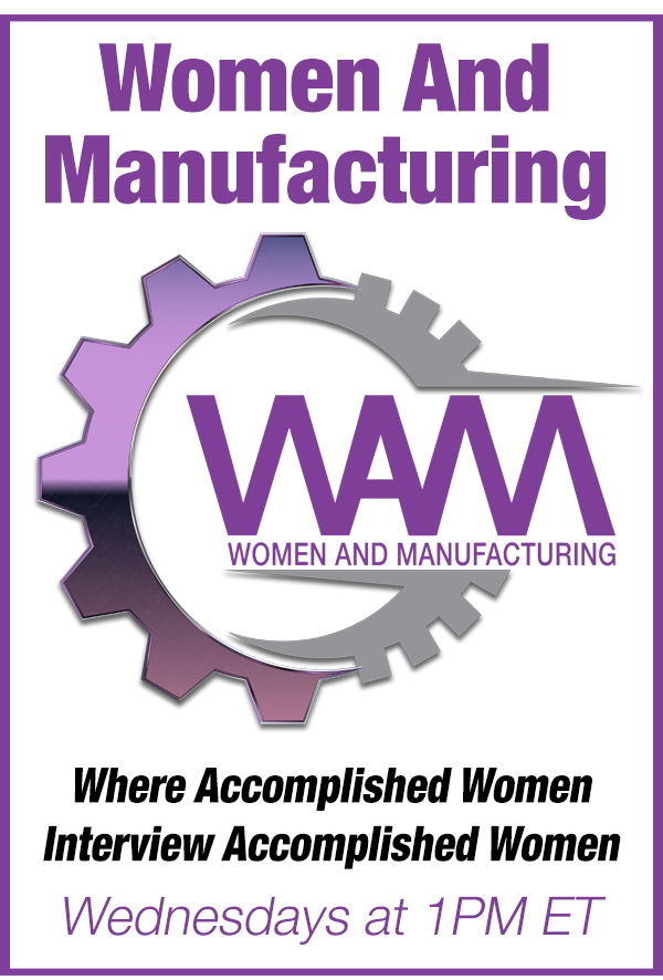 Women And Manufacturing Podcast
