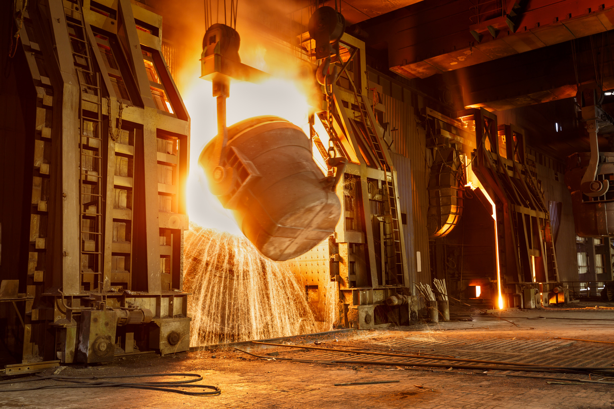 Tariffs Fail to Save Steel mills