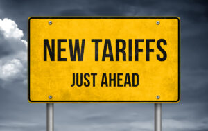 More tariffs