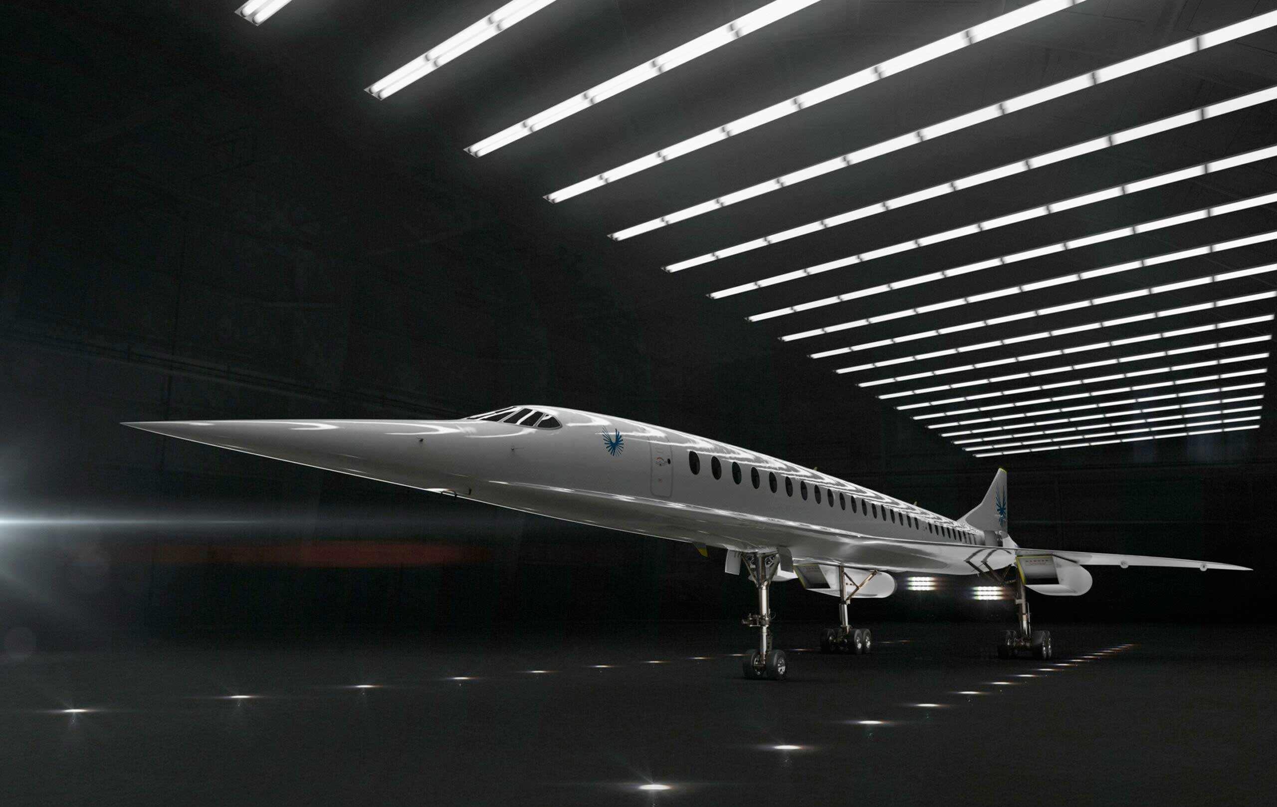 Supersonic flight