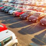 Car Sales drop