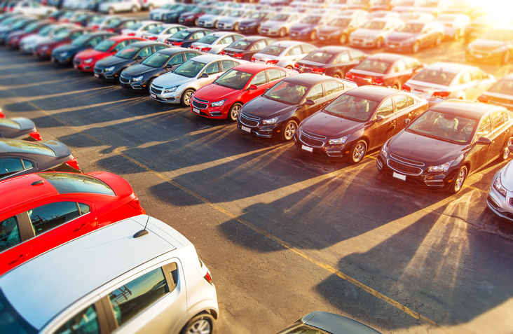 Car Sales drop