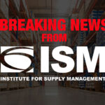 Breaking News from ISM