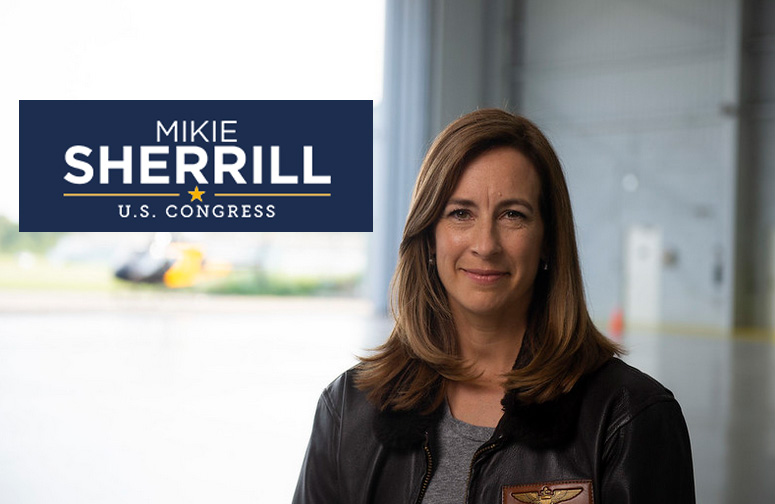 Congresswoman Mikie Sherrill
