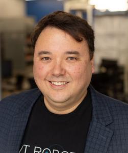 A.K. Schultz, SVT Robotics Co-Founder and CEO