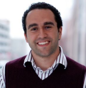 Haytham Elhawary, founder and CEO of Kinetic
